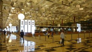 シンガポール国際空港(チャンギ)